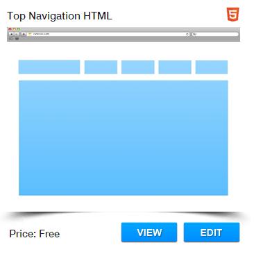 blank html website template html website templates pinterest