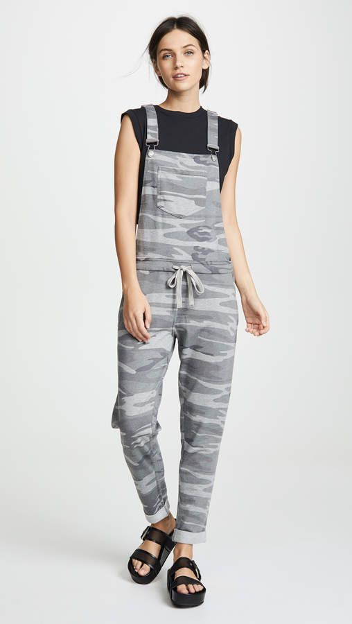 42dc184285 Z Supply The Camo Overalls Nothing beats the relaxed feel of wearing  overalls. And these ones from Z Supply are an improvement you didn t know  you were ...