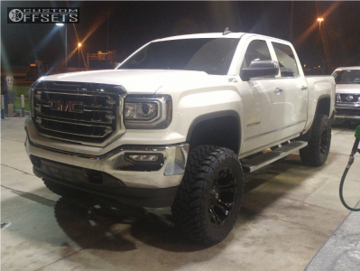 2017 Gmc Sierra 1500 Fuel Vapor Toyo Open Country Mt Gmc Trucks