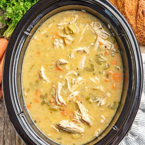 Photo of Slow Cooker Turkey Soup
