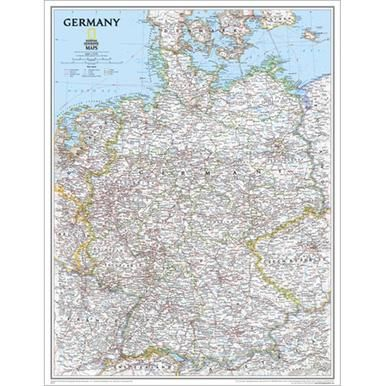 National Geographic Re00602814 Map Of Germany Toys Games - National-geographic-us-map