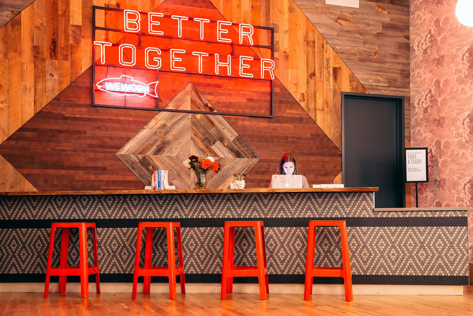A Tour Of Wework Holyoke Beautiful Office Spaces Hotels Design Cool Office Space