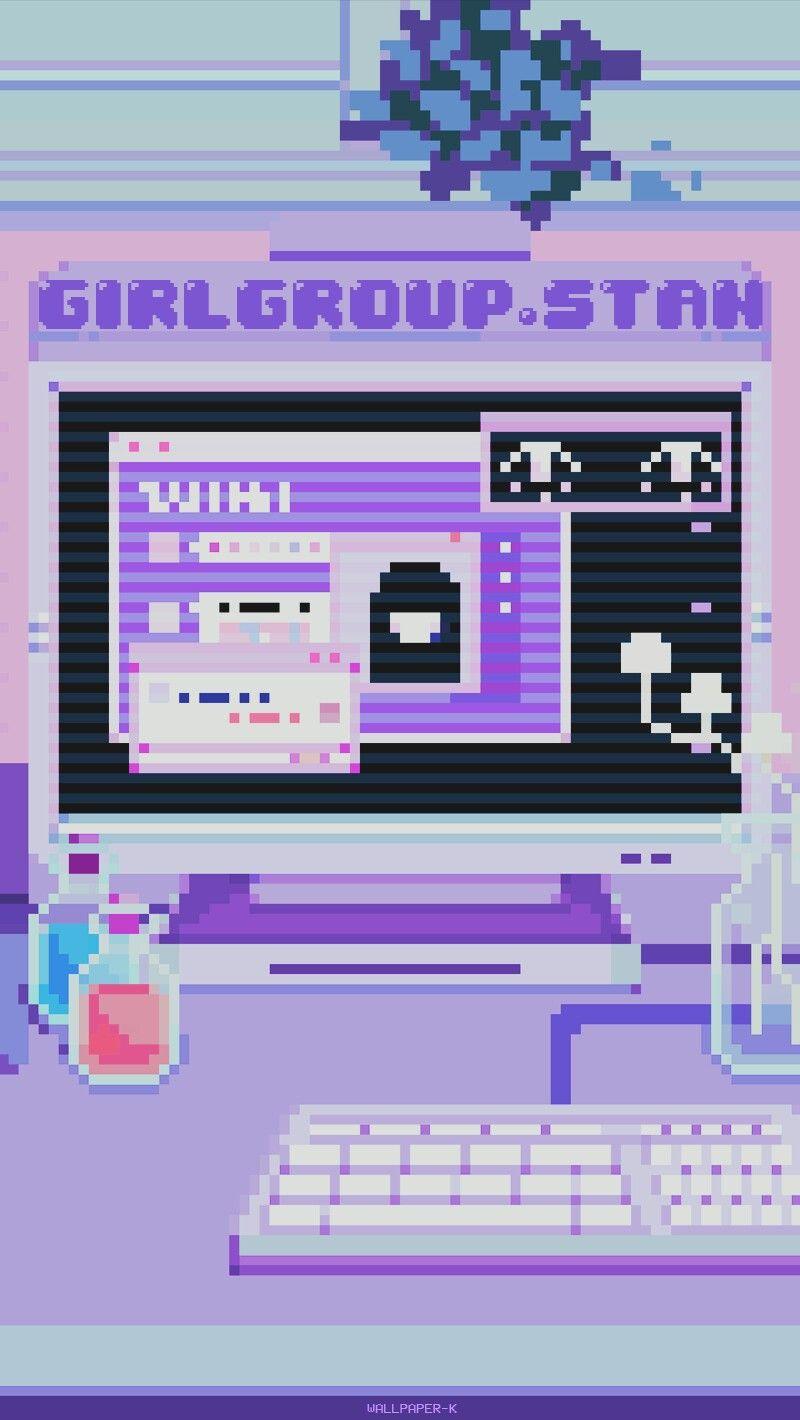 Wallpaper Lockscreen Kpop Fandom Random Stan Multi Fandom