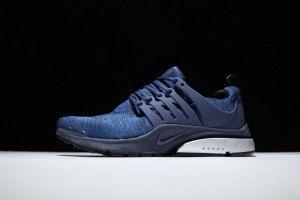 b3cdd44a91c7d0 Nike Air Presto Essential Midnight Blue Black White 835738 305 Mens Womens  Running Shoes