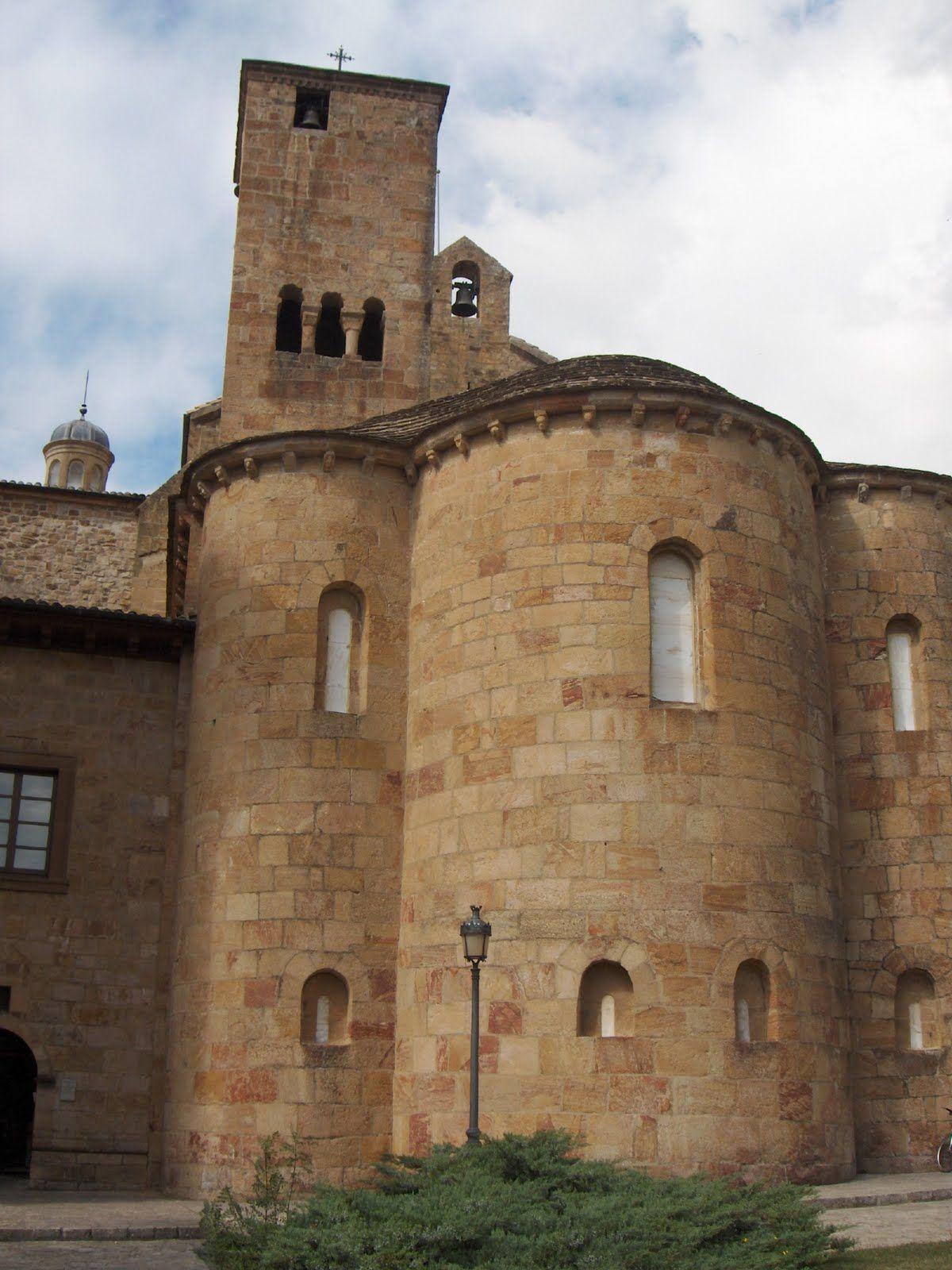 Monasterio de Leyre (Navarra)