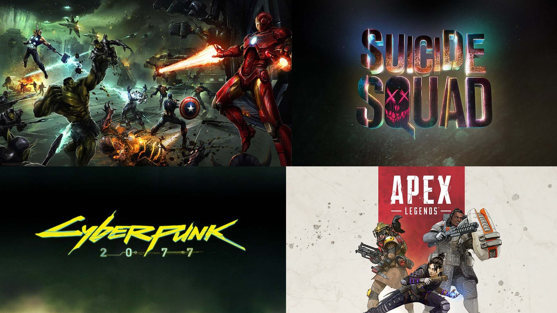 In todays gaming news in 2020 squad game marvel