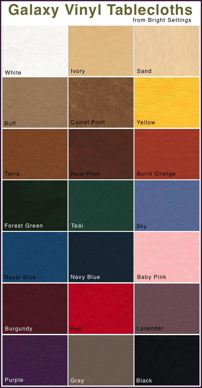 Galaxy Vinyl Tablecloths The Bright Ideas Blog Vinyl Tablecloth Vinyl Table Cloth