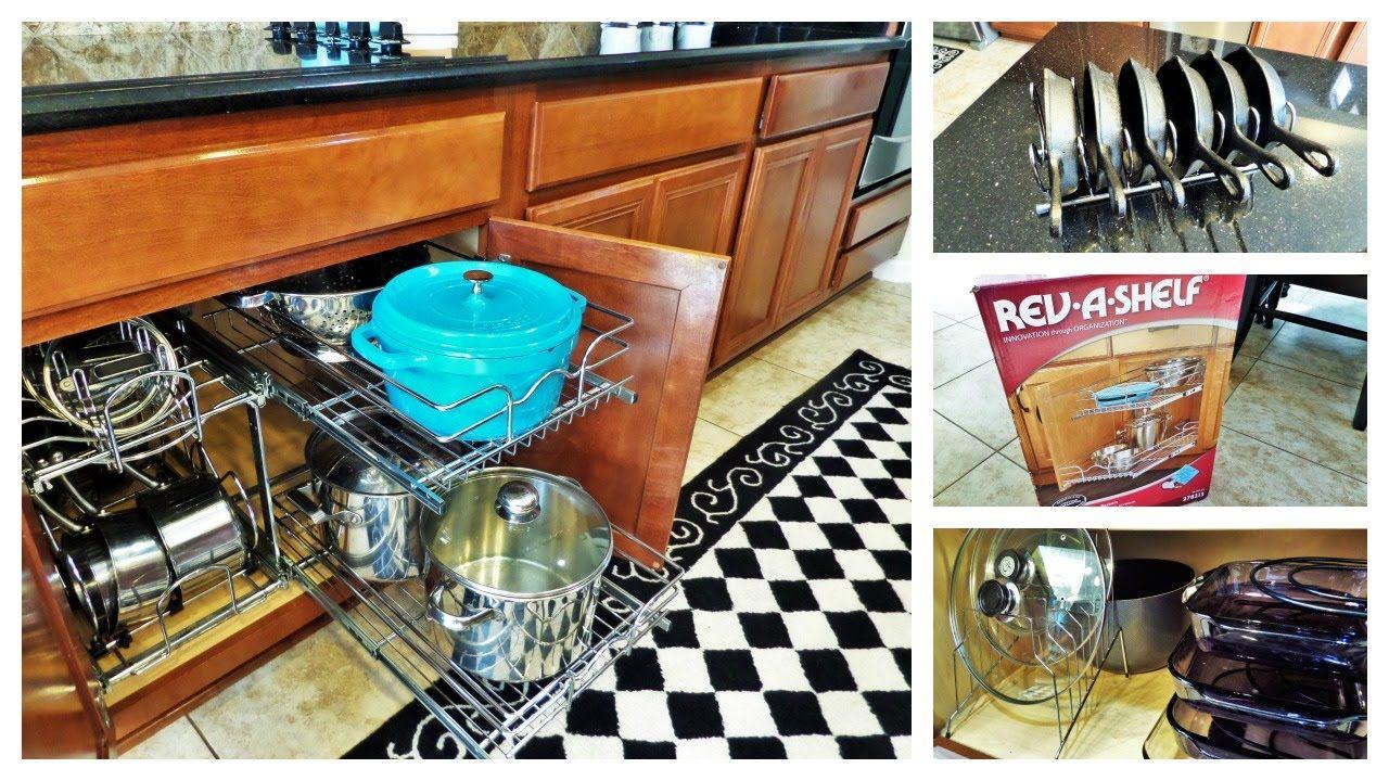 kitchen organization ideas pots pans on kitchen organization pots and pans id=26492