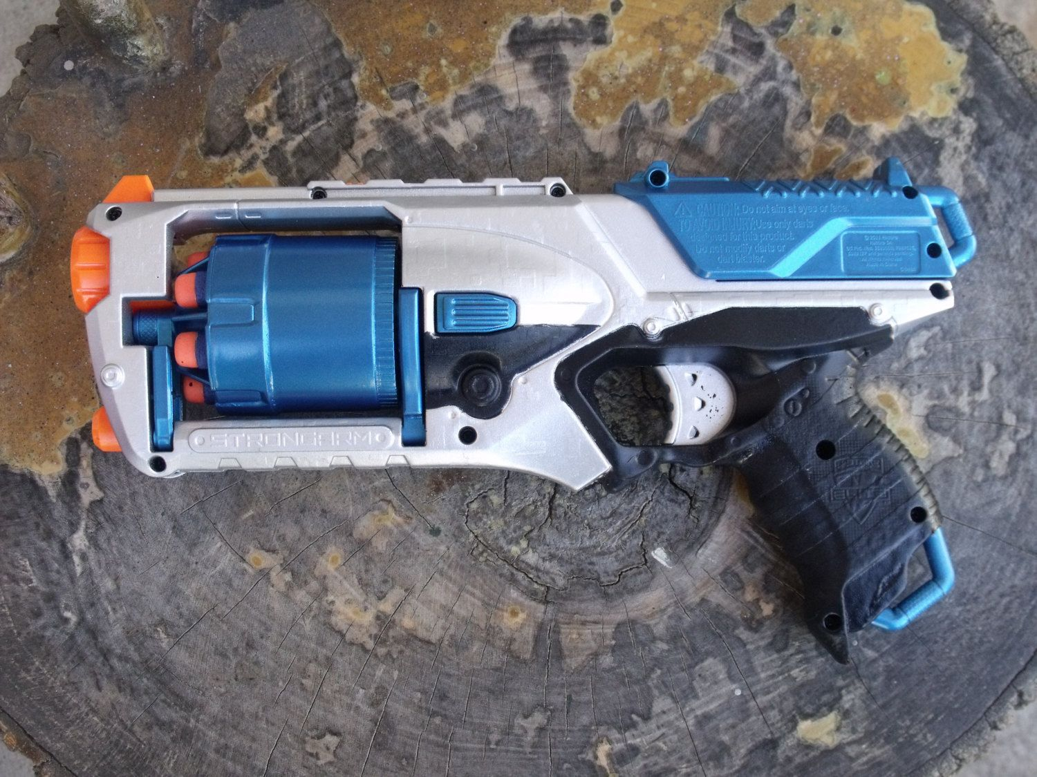 Unleashed Solid Final Stage Kit for Nerf Strongarm *Clearance*