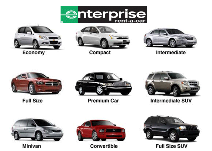 Enterprise Rent A Car Minivan Coupons