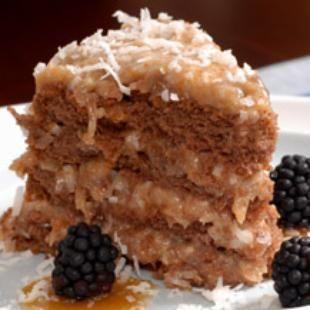 Duncan Hines German Chocolate Cake Upside Down