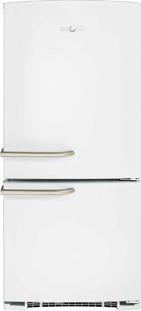 GE ABE20EGHWS Artistry Series 30 Inch Bottom Freezer