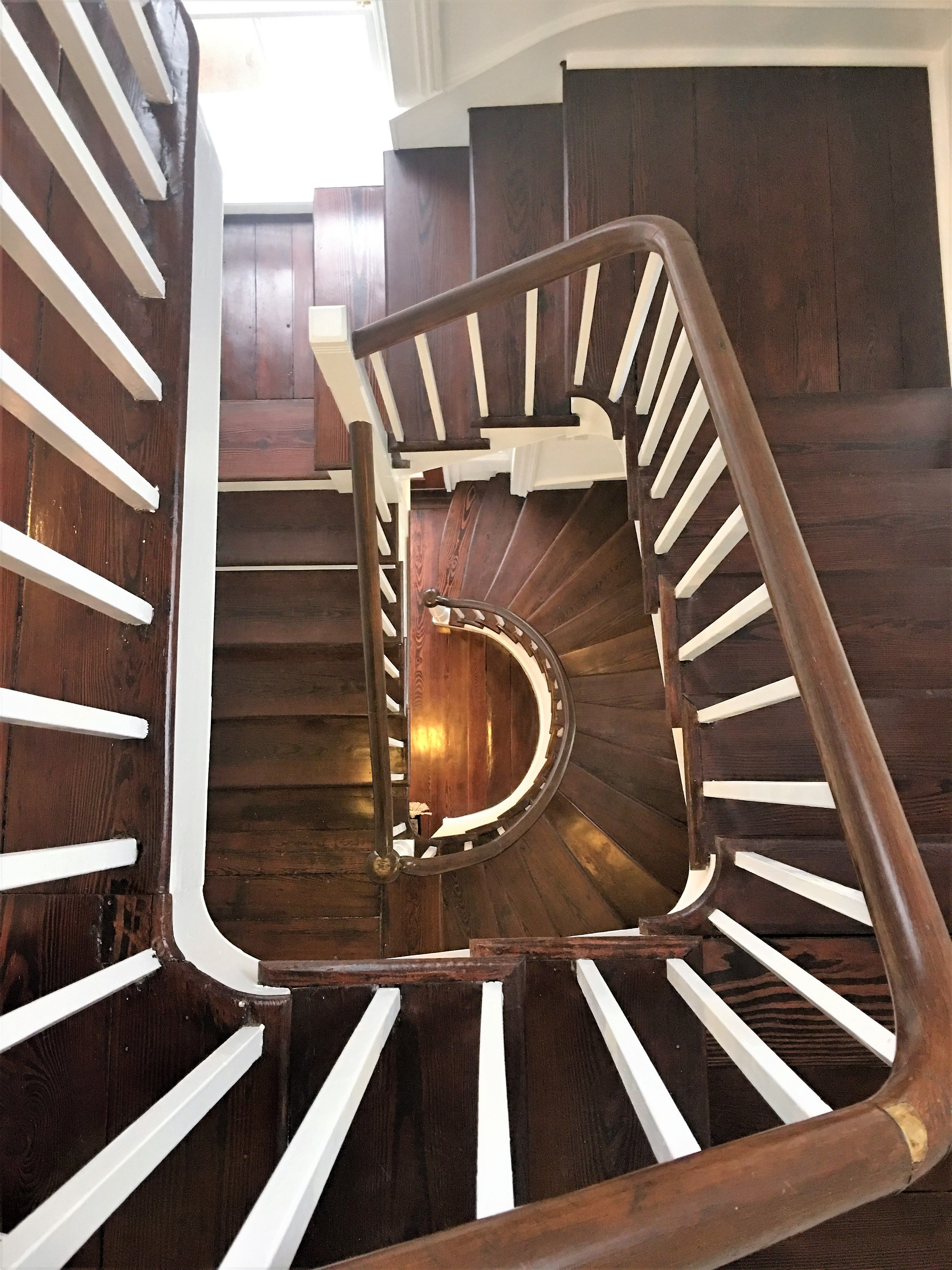 Antique Pine Stair Treads Re Finished With Images Pine | Finished Wood Stair Treads