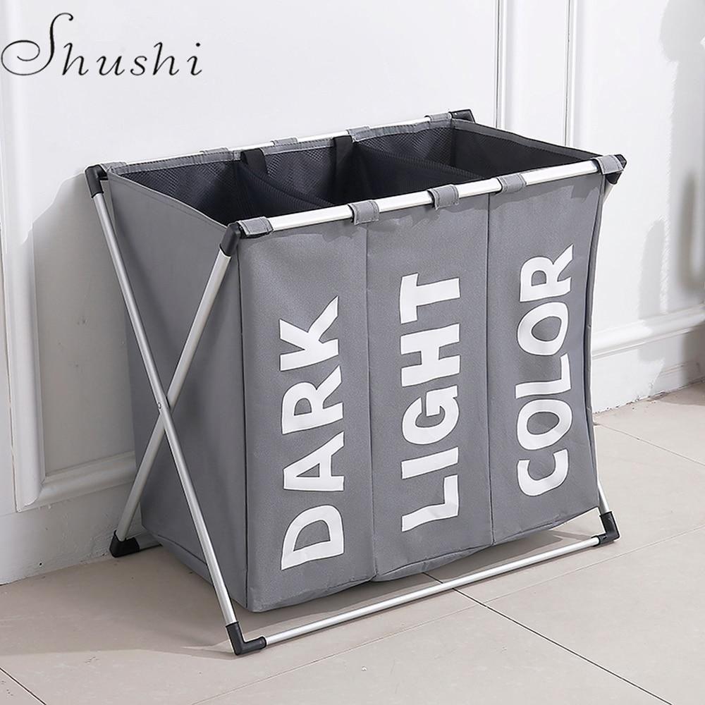 Collapsible Oxford Laundry Basket Laundry Basket Organization