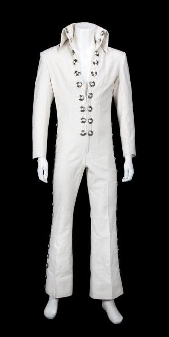 Elvis Presley's 'Concho' Jumpsuit Up 97% At Julien's Auctions