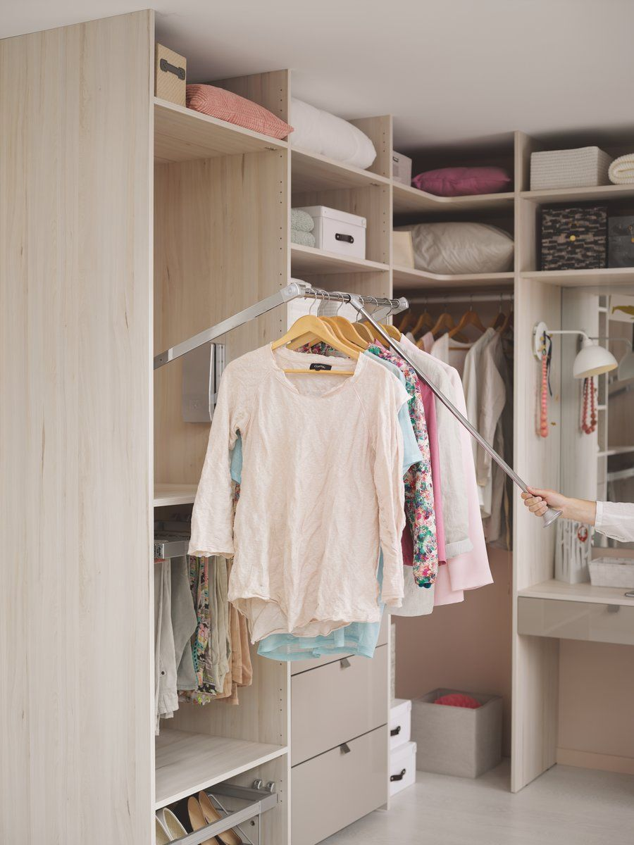 Astuces Rangement Optimiser Son Dressing Ou Ses Placards Blog