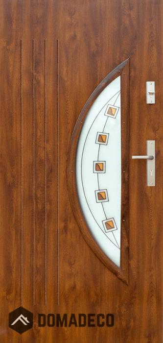 Cheap Front Doors External Wooden Doors Exterior Doors For Sale