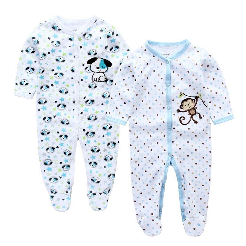 8456e921c Baby Costume Winter Boy Girl Clothes Bebes Cotton Jumpsuit Clothing ...