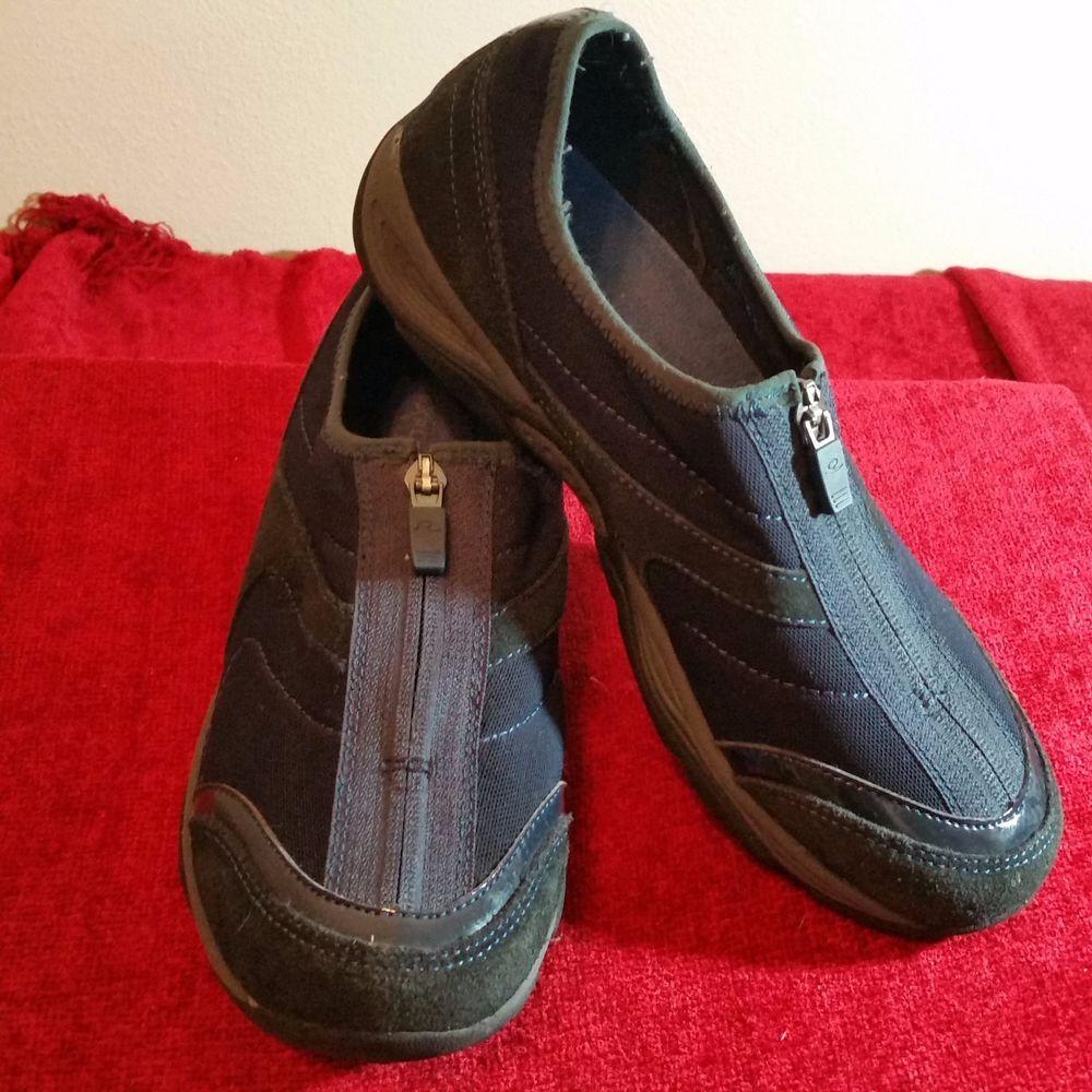 4929345778289 Easy Spirit Womens Shoe Size 7 Explore 24 ESELLICOTT Navy Black ...