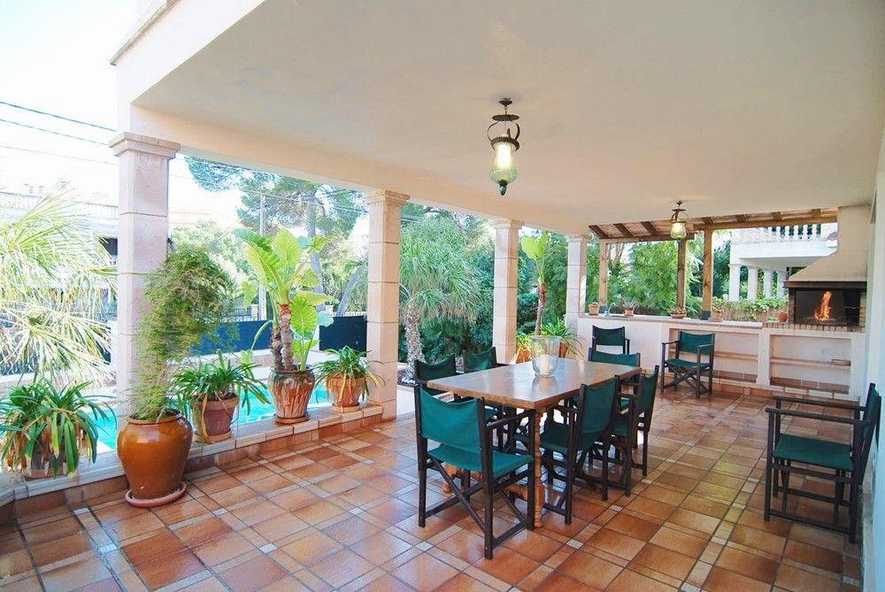 Xiscamas Terraza Con Bbq Vida Al Aire Libre Alquiler Apartamentos Piscinas