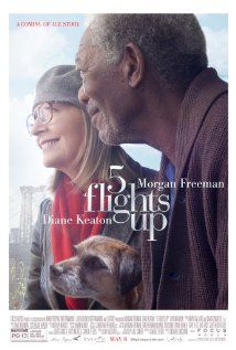 5 Flights Up - theatrical release May 8, 2015. Based on the book Heroic Measures by Jill Ciment.