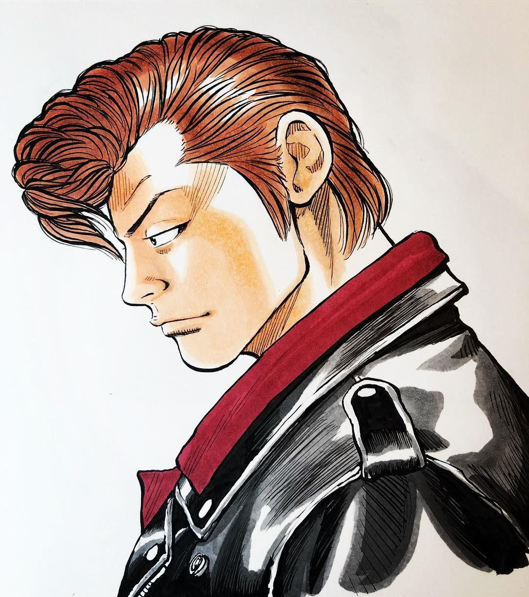 写真の説明はありません anime crow manga