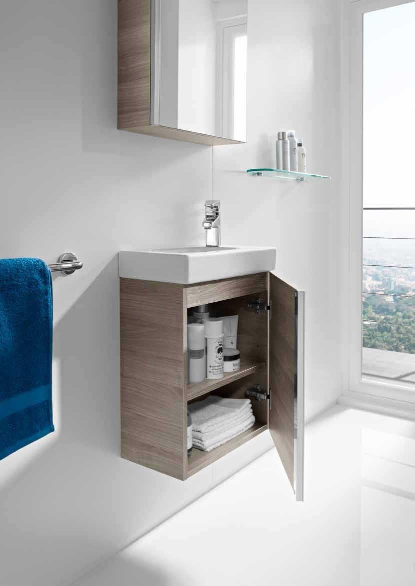 Mueble Mini Con Armario Espejo De Roca Muebles De Bano Muebles