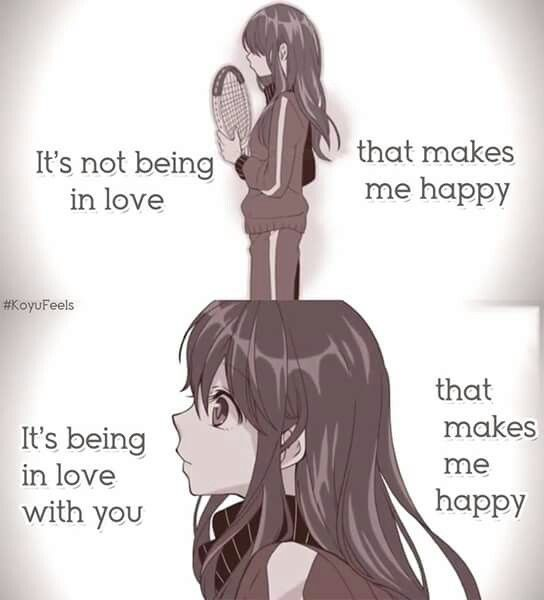 Top Love Quotes Anime