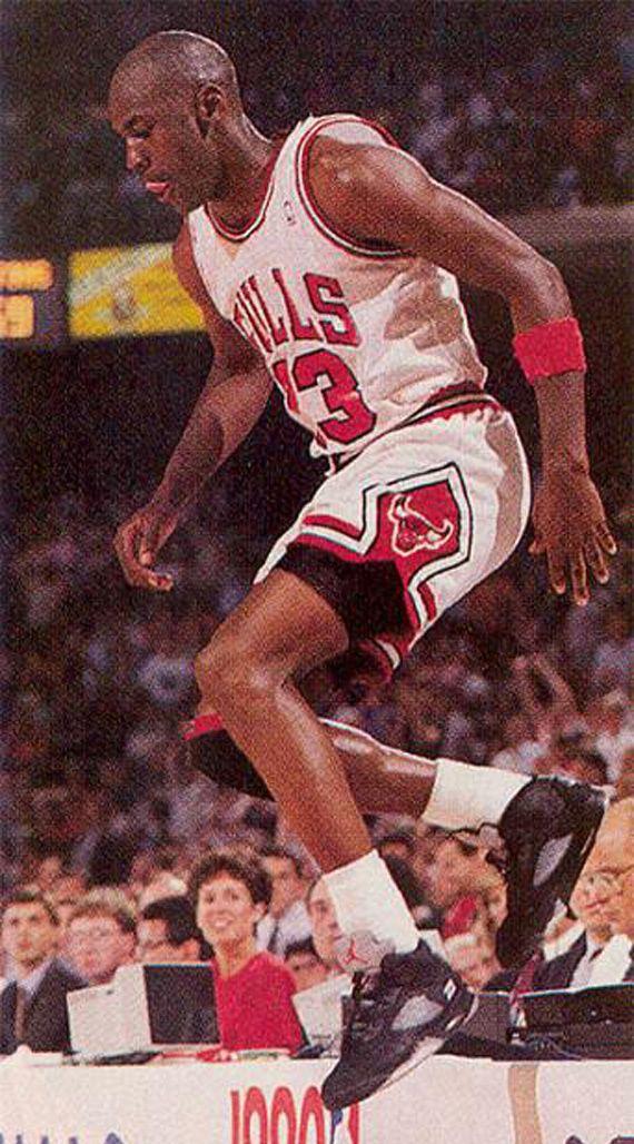 Every Air Jordan That Michael Jordan