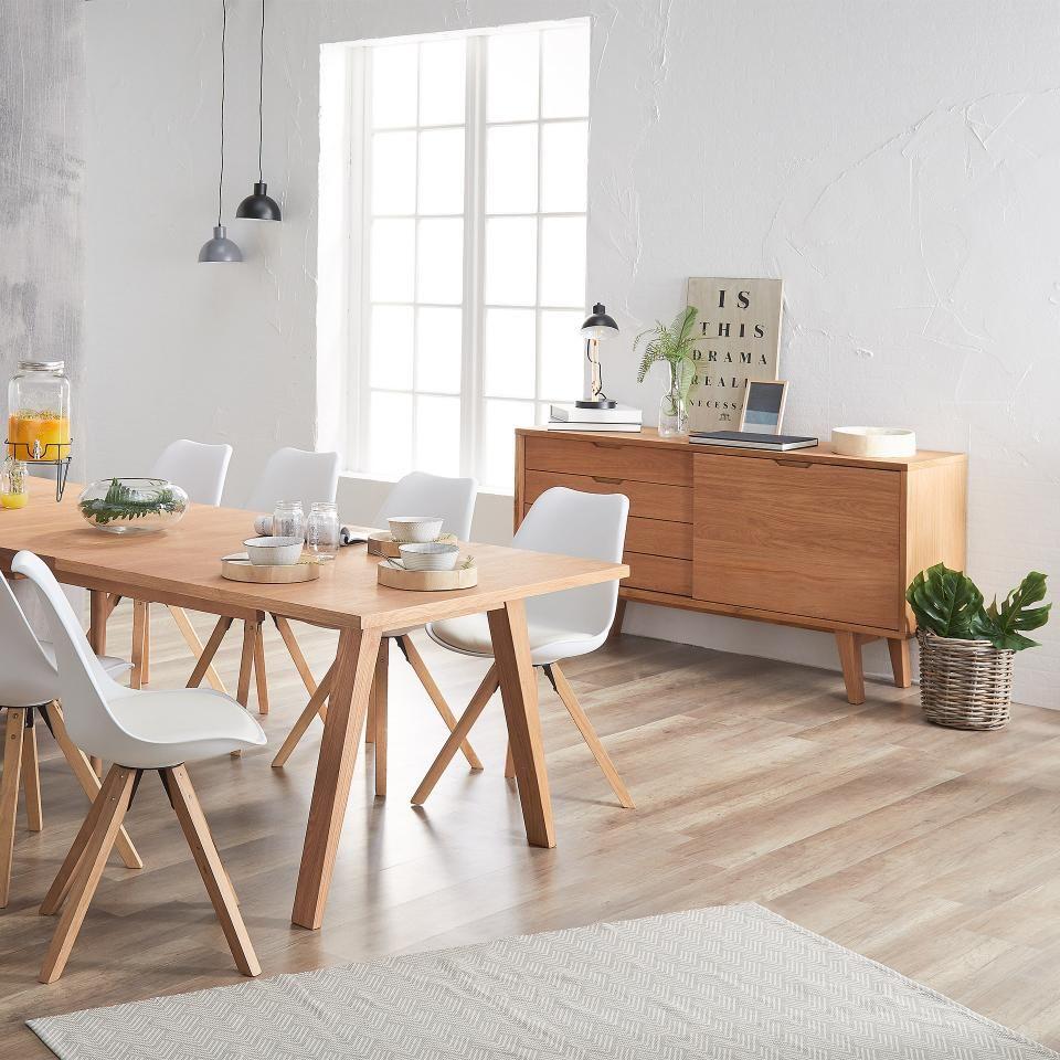 Anrichte Royal Oak Gold 4 Schubladen 1 Tur Preiswert Danisches Bettenlager Schubladen Wohnzimmer Bodenbelag Anrichte