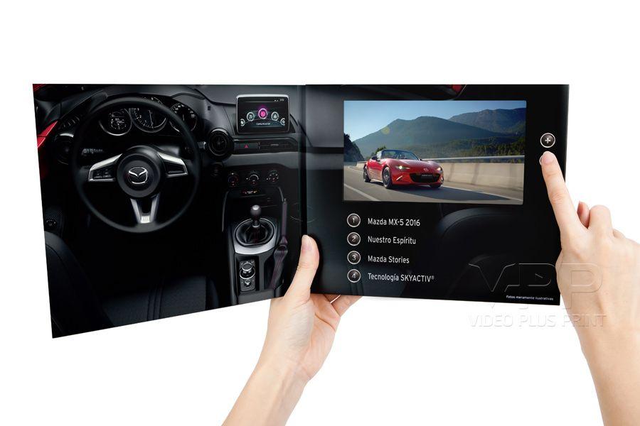Video Brochure, Video Brochures, Video Mailer | Video Brochure ...