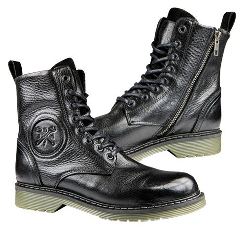 JOHN DOE Women's Motorcycle Boots