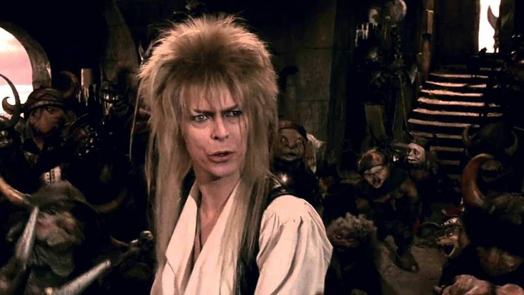 De mis películas (y canciones) favoritas de cuando era niña...  #RIP #Bowie #MagicDance #Labyrinth