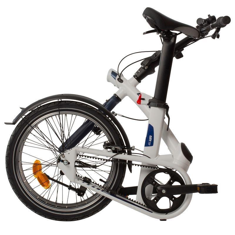 B Twin Tilt 100 Folding Bike