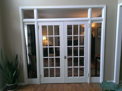 French Door Sidelight Troubles   By GTEnginerd @ LumberJocks.com ~  Woodworking Community