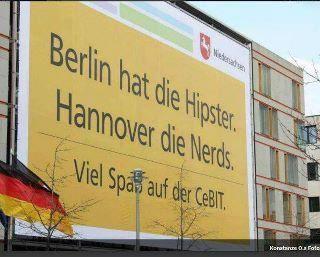 Cebit Berlin