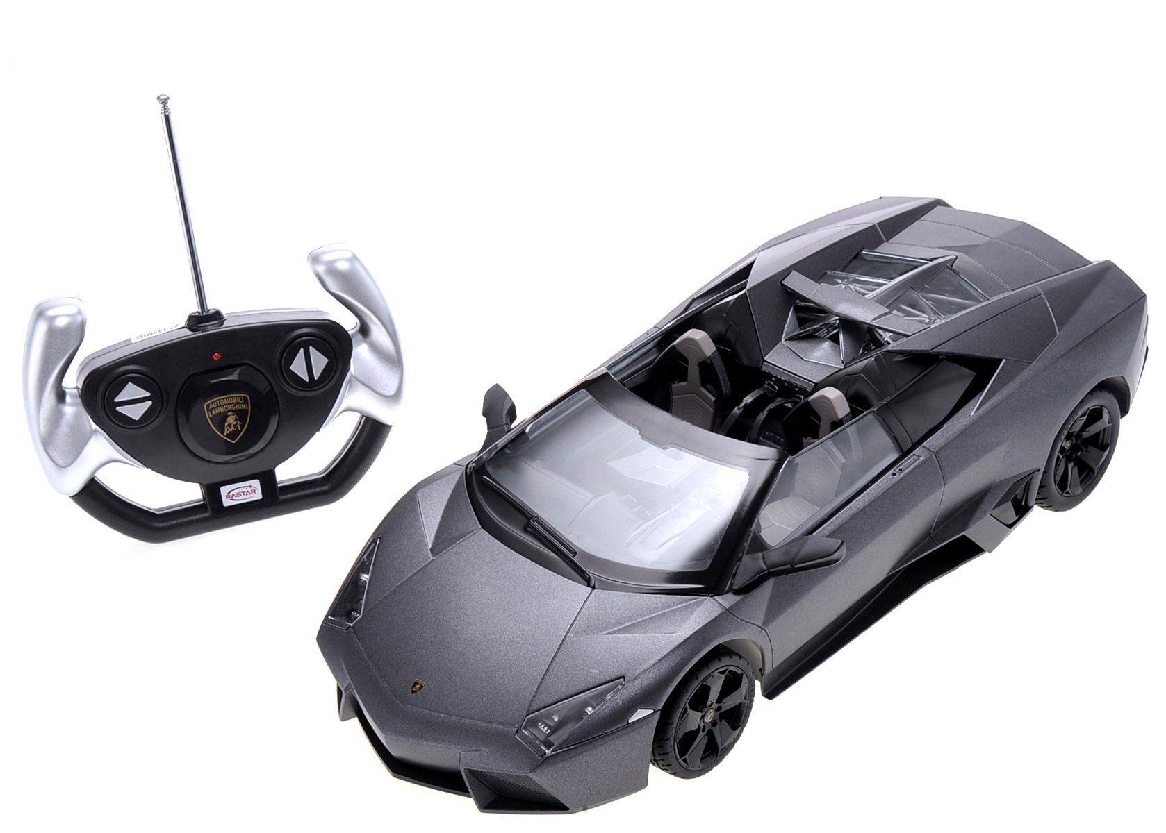 114 RC Reventon Roadster (Grey) in 2020 Front wheel