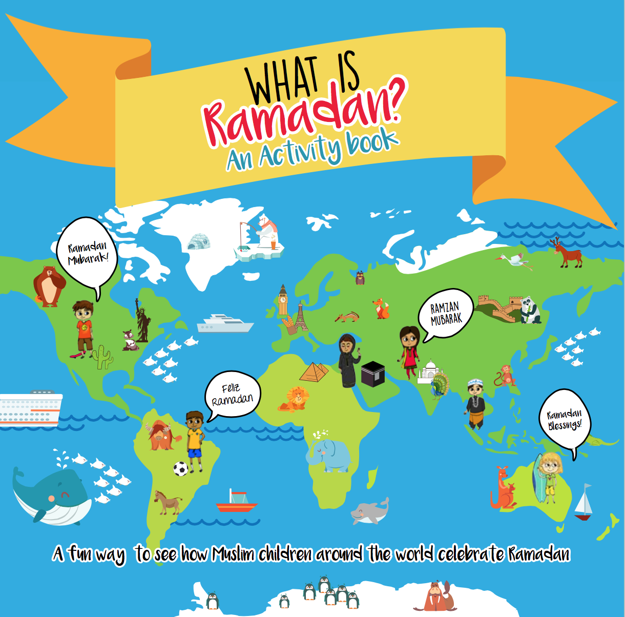 What Is Ramadan Activity Book Available On