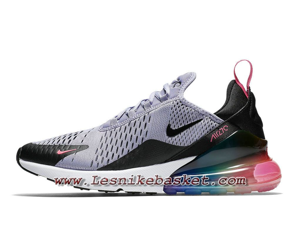 the best attitude da6db 02dfa Nike Air Max 270 Be True AR0344 500 Chaussures 2018 Prix Pour homme Gris