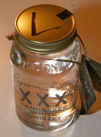 Pin By Girl From Arizona On Cocktails Bourbon Gifts Mason Jar Door Hanger Mason Jars