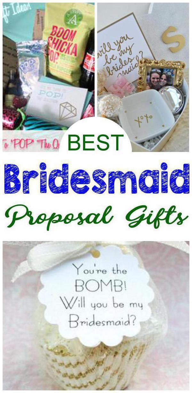 Bridesmaid Proposal Gifts | Bridesmaid proposal gifts, Bridesmaid proposal, Bridesmaid proposal box