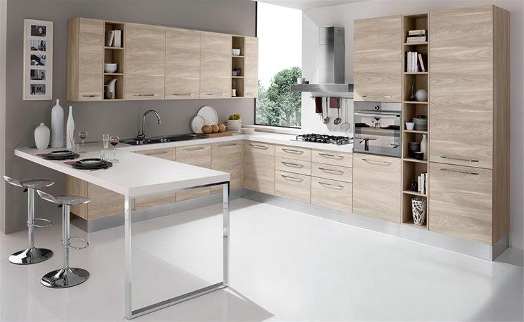 Cucina Jasmine Mondo Convenienza Cucine, Stile cucina