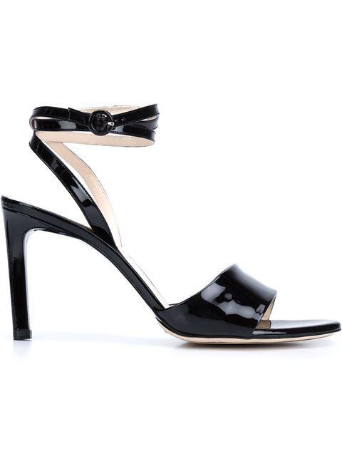 ankle-strap stiletto sandals - Grey Nina Ricci VWtQ7