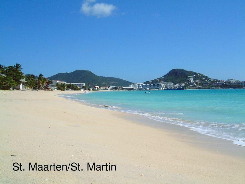Simpson Bay Beach St Maarten