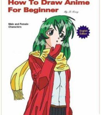 How To Draw Manga Anime For Beginner Pdf Manga Drawing Anime Drawings Drawing For Beginners