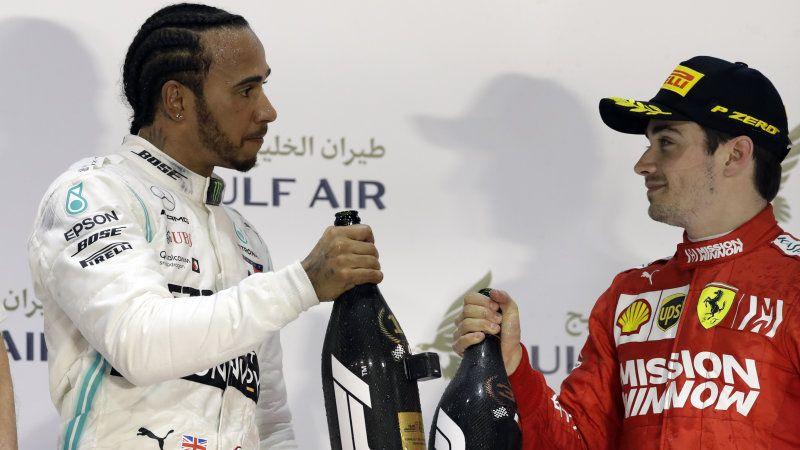 Heartbreak For Leclerc As Hamilton Wins 2019 Bahrain Grand Prix