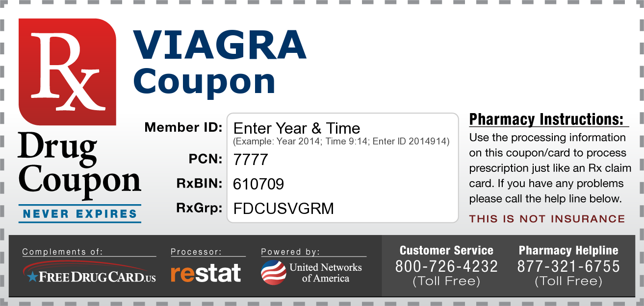Example Of A Coupon Beauteous Free Coupon For Viagra Prescription Httpfreedrugcardviagra .