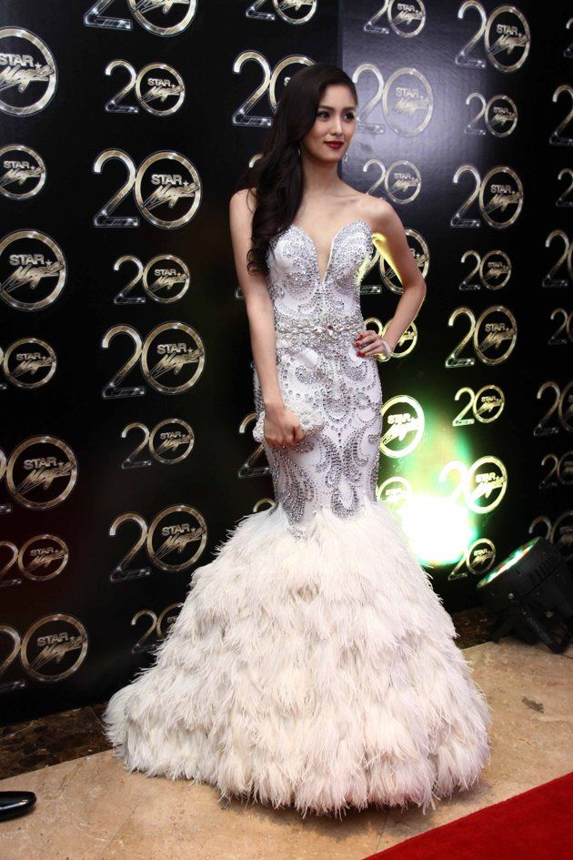kim chiu star magic ball - Google Search | All \'bout Bride | Pinterest