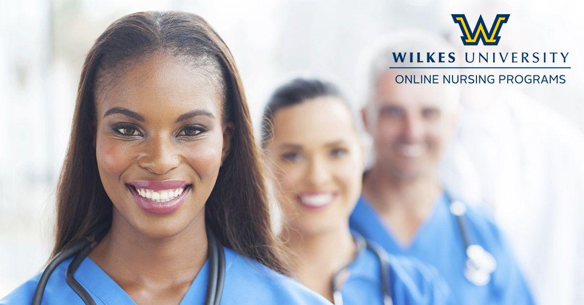Nurses Earn your advanced nursing degree online! Our
