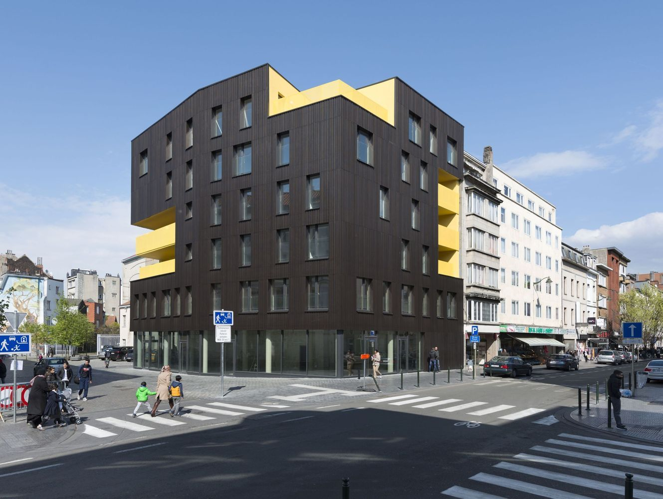Gallery of Housing Flandre / B612 Associates - 17